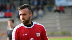 Berat Uzun war nach seiner Vier-Spiele-Sperre bei seinem ersten Einsatz in dieser Saison mit zwei Treffern Spieler des Tages