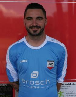 Domen Bozjak hielt in der Schlussphase des Spiels sogar einen Elfmeter!