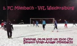 VfL will auch in Miesbach punkten
