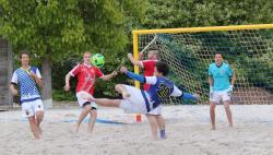 Beach Soccer startet in Saison 2017