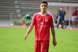 Bastian Grahovac ist Dreh- und Angelpunkt im Aufbauspiel des VfL.