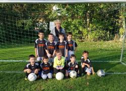 Unsere kleinsten Fußballer