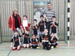 G-Junioren Sieger beim VR-Cup des SV Weidenbach