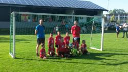 G-Junioren Jahrgang 2011 mit Sieg gegen Kraiburg
