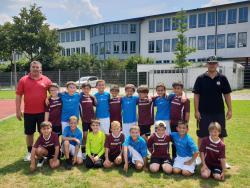F-1 und F-2 beim German Wohnbau Fair Play Cup in Trostberg