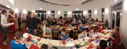 """Weihnachtsfeier der G- J - FII - F III Mannschaften im Vereinsheim"""" Heimspiel"""""""