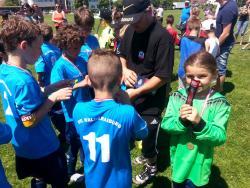 VfL-F1-Junioren gewinnen beim Benefiz-Turnier zu Gunsten des ASCK Simbach in Mühldorf am 10.07.16