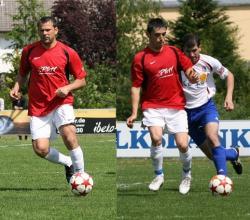 Dan Mititi und Liviu Pantea spielen weiter für den VfL