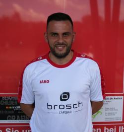 Razvan Rivis ist mit 10 Saisontreffern bester Schütze beim VfL!