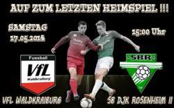 Showdown im Jahnstadion – VfL empfängt SB DJK Rosenheim II