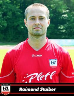 Abwehrroutinier und VfL Urgestein Raimi Stuiber fehlte diese Woche krankheitsbedingt. Hinter seinem Einsatz stehen noch einige ?