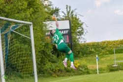 Torwart Domen Bozjak, war der Matchwinner beim 1:0 in Dornach (Foto: Herbert Wirtz)