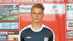 Nebosja Gojkovic erzielte in der Nachspielzeit den wichtigen Ausgleichstreffer für den VfL.