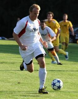 Markus Gibis erzielte das 2:0