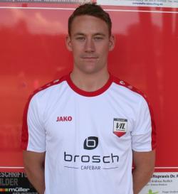 Franz Kamhuber brachte den VfL mit seinem ersten Saisontreffer früh in Führung!