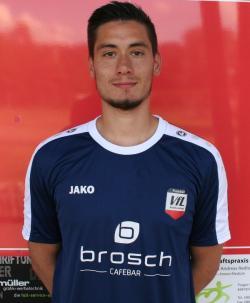 VfL-Torwart Bekir Karatepe musste mit Rot vom Platz
