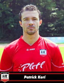 Patrick Keri erzielte die 1:0 Führung, die der VfL aber nicht über die Zeit brachte