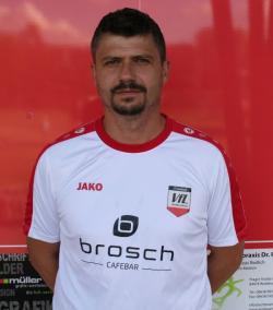 Gerry Kukucska, Trainer der ersten Mannschaft, half wieder in der Reserve aus!