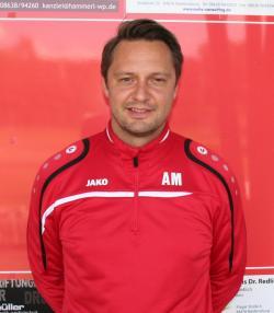 Trainer Andreas Marksteiner bleibt mit seiner jungen Mannschaft in der Erfolgsspur!