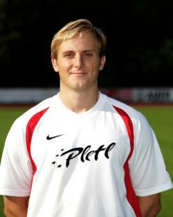 """Mit 3 Treffern """"Man of the match"""" - Markus Gibis"""