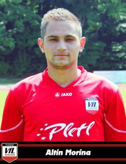 Altin Morina schoß den VfL II zum Sieg,dank seiner beiden Treffer kurz vor und nach der Pause