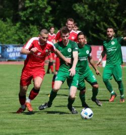 Sebastian Jusic erzielte den Treffer zum zwischenzeitlichen 1:1 für den VfL.