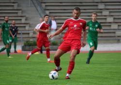Sebastian Jusic erzielte das zwischenzeitliche 1:0 für den VfL.