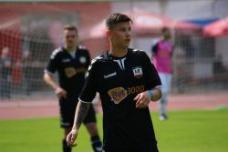 Thomas Weichselgartner sah kurz vor Spielende die Rote Karte und fehlt dem VfL in den nächsten Spielen.
