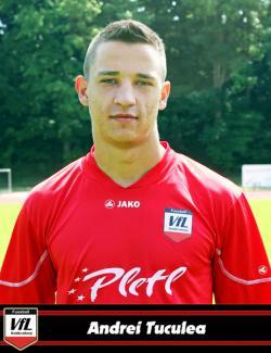 Andrei Tuculea brachte mit 1:0 den VfL auf die Siegerstraße und erzielte den 3:0 Endstand