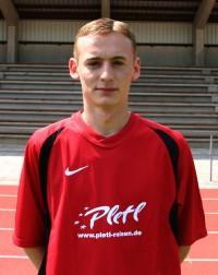 Eugen German machte nach langer Verletzungspause sein erstes Pflichtspiel .