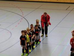 VfL Bambini belegen 2. Platz beim Sanyi Linster Hallencup in Aschau