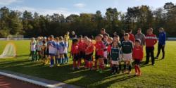 FUNINO-Turnier für F-Junioren beim VfL Waldraiburg im Jahnstadion