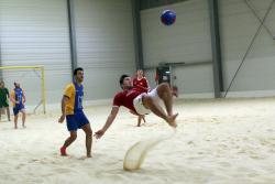 VfL Beachsoccer Neuzugang Andre Anton wurde vom DFB ins Nationalteam berufen