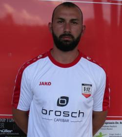 Nach langer Verletzungspause ist Lucian Balc zurück im Kader des VfL!