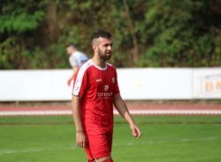 Berat Uzun erzielte einen Treffer selbst und bereitete einen vor.