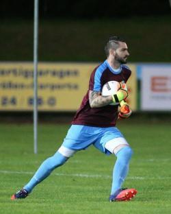 VfL-Torwart Domen Bozjak will einen Sieg im letzten Heimspiel des Jahres.