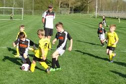 Freundschaftsspiel SV Schwindegg - VfL Waldkraiburg G-Junioren