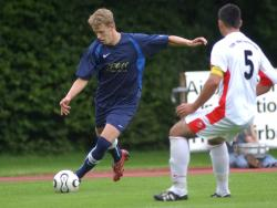 Andreas Dubiel zurück im VfL-Team