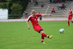 Florian Rudolf erzielte das frühe 1:0 für den VfL Waldkraiburg