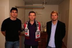 Stefan Rentsch erweitert die medizinische Abteilung des VfL
