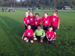Die VfL Mannschaft in Kastl