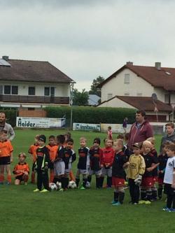 U6 Junioren gewinnen das Jubiläumsturnier des FC Mühldorf
