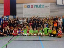 Teilnehmer  nutz-Hallencup
