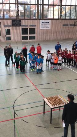 F-1 siegte beim VR -Cup des SV Weidenbach