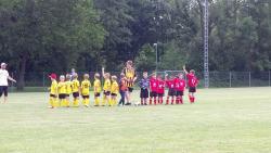 VfL Waldkraiburg G-Junioren zu Gast in Schwindegg