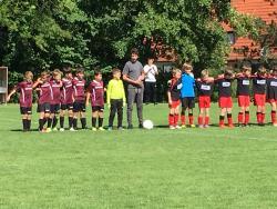 FJunioren 2 gewinnen gegen SV Halsbach II