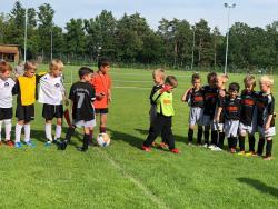 G-II spielt unentschieden gegen SV Weidenbach