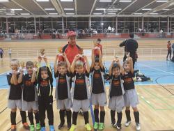VfL Bambini belegen 4. Platz beim Turnier des FC Mühldorf