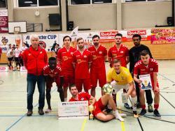 VfL holt Platz 3 beim Hallenturnier in Eggenfelden