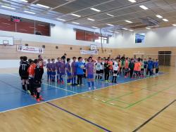 VfL E2-Junioren-Team meistert am 15.01.17 die Qualifikation für die LKM Endrunde
